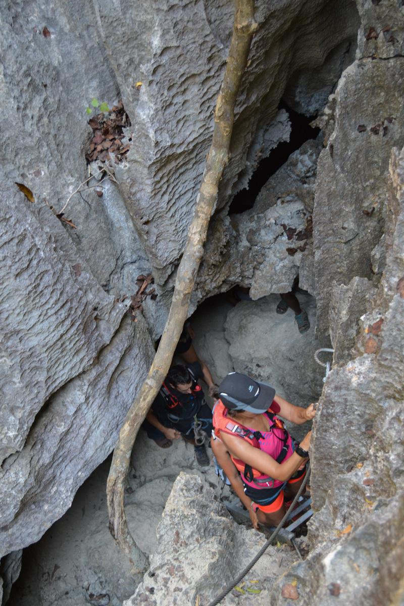 Tsingy de Bemaraha, Bekopaka 34