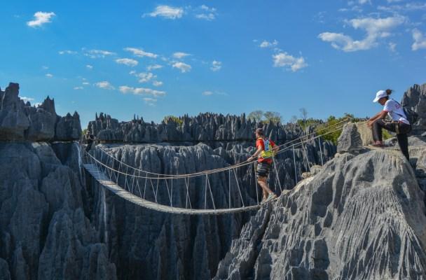 Tsingy de Bemaraha, Bekopaka 2