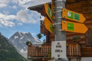 Cabane des Aiguilles Rouges, Arolla, Valais, Suisse 2