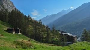 Höhbalmen Trail, Zermatt 6