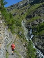 Höhbalmen Trail, Zermatt, Valais, Suisse 6