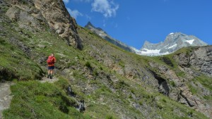 Höhbalmen Trail, Zermatt, Valais, Suisse 12