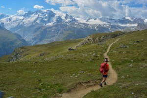 Höhbalmen Trail, Zermatt, Valais, Suisse 17