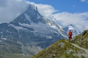 Höhbalmen Trail, Zermatt 23