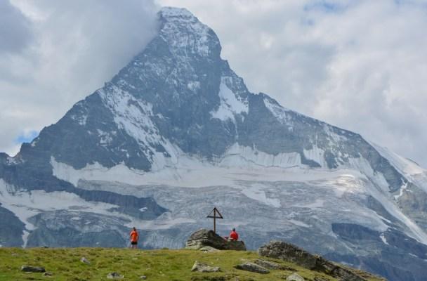 Höhbalmen Trail, Zermatt 2