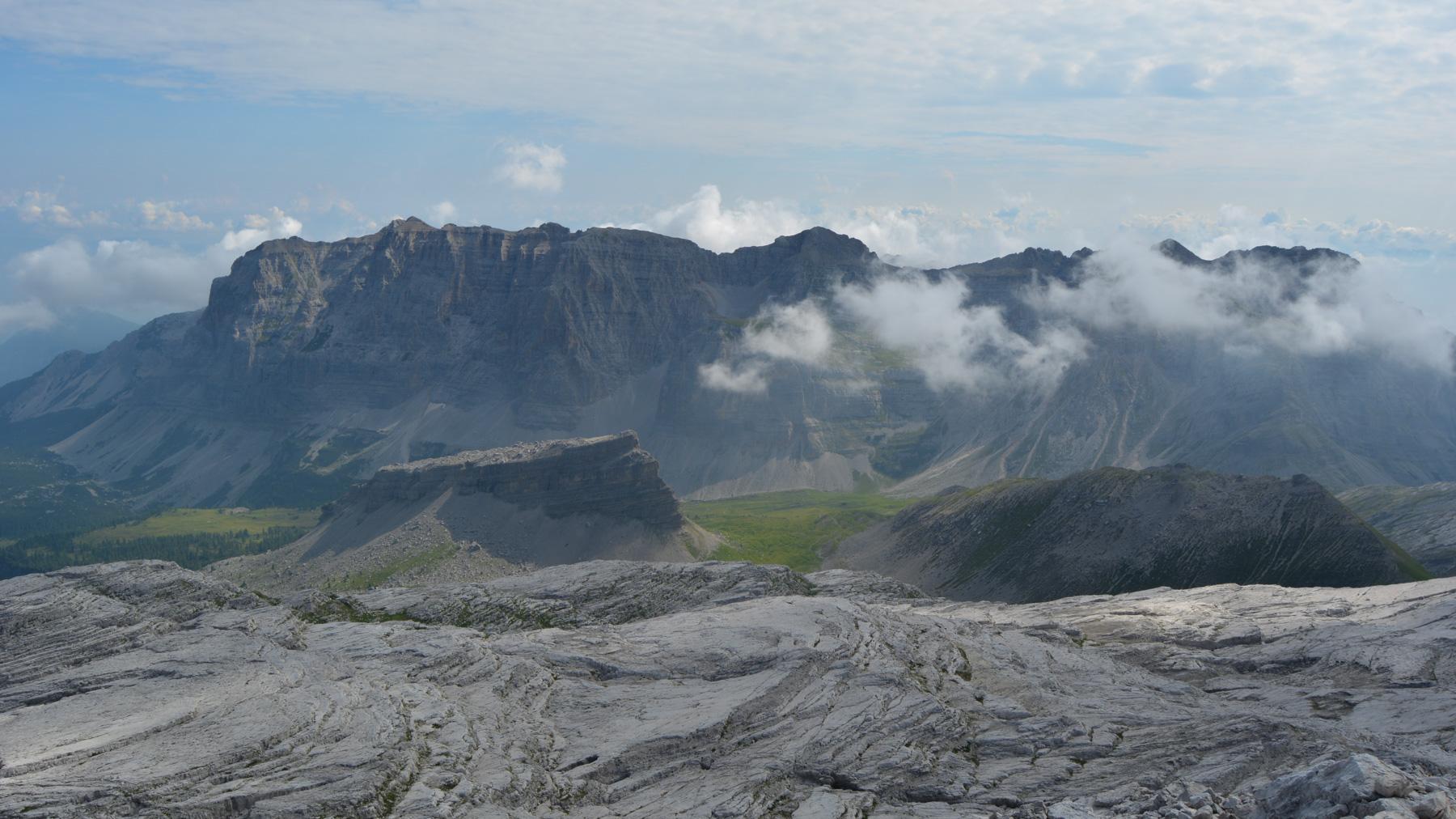 Sentiero Benini, Dolomites 14