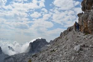 Sentiero Benini, Dolomites 19