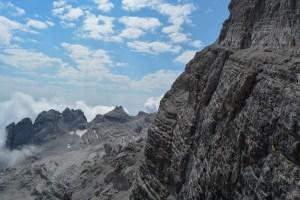 Sentiero Benini, Dolomites 28