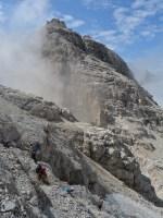 Sentiero Benini, Dolomites 38