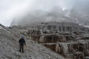 Sentiero Benini, Dolomites 52