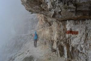 Via delle Bocchette Centrali, Dolomites 37