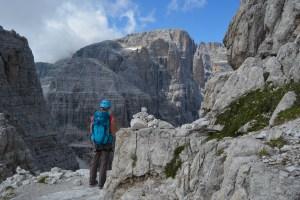 Via delle Bocchette Centrali, Dolomites 41
