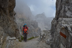 Via delle Bocchette Centrali, Dolomites 47