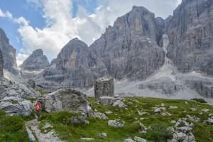 Via delle Bocchette Centrali, Dolomites 70