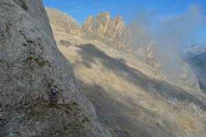 Via Eterna Brigata Cadore, Dolomites 14