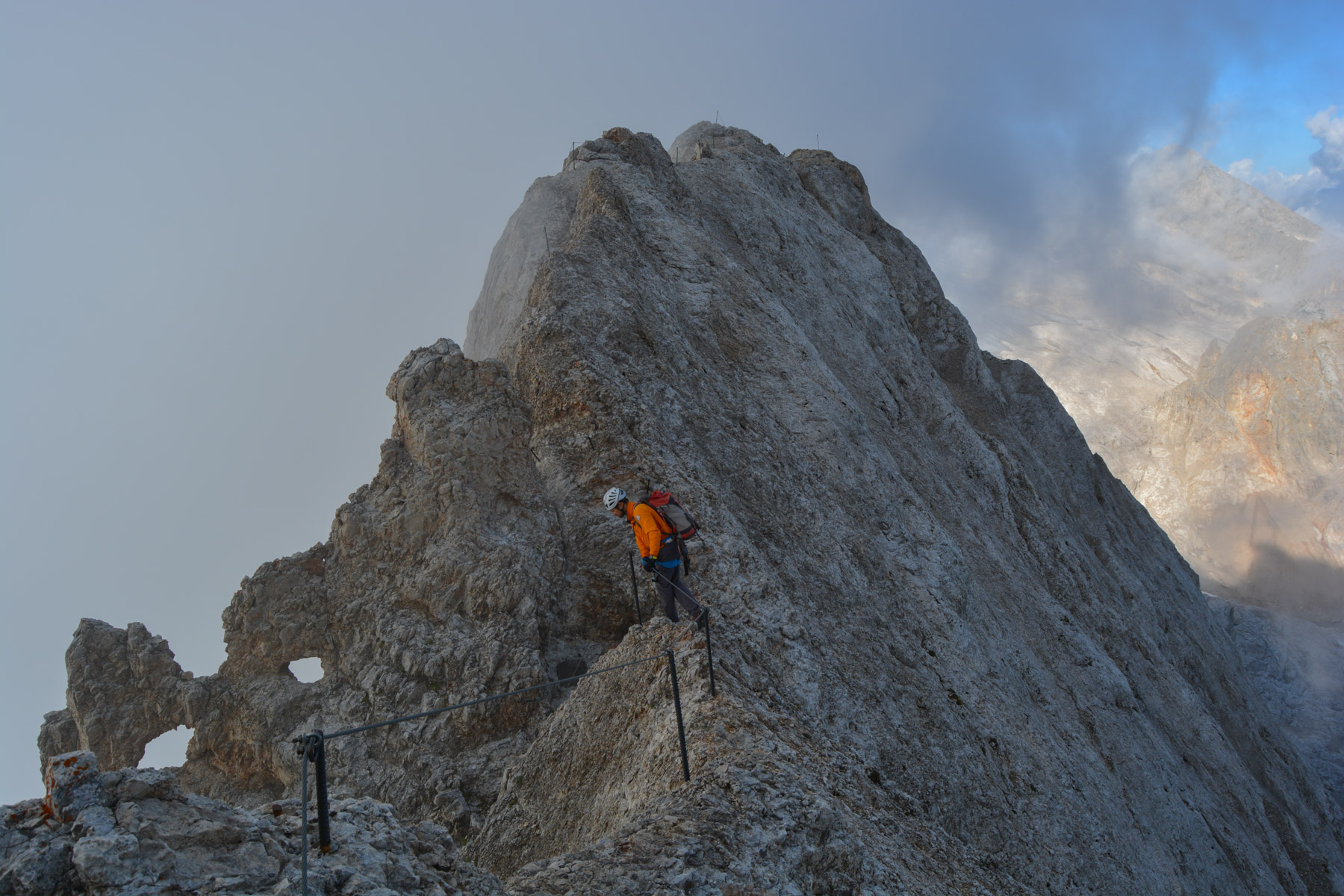 Via Eterna Brigata Cadore, Dolomites 22