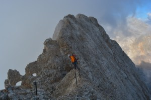 Via Eterna Brigata Cadore, Dolomites 24