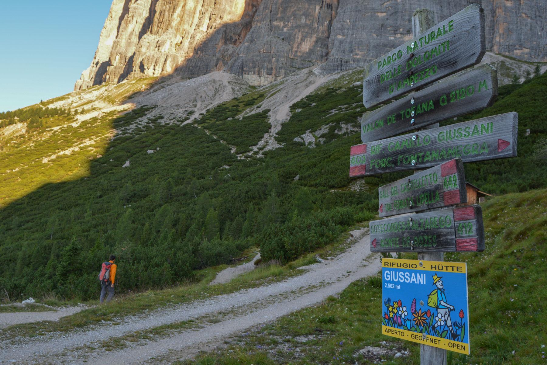 Tofana di Rozes, Dolomites 4