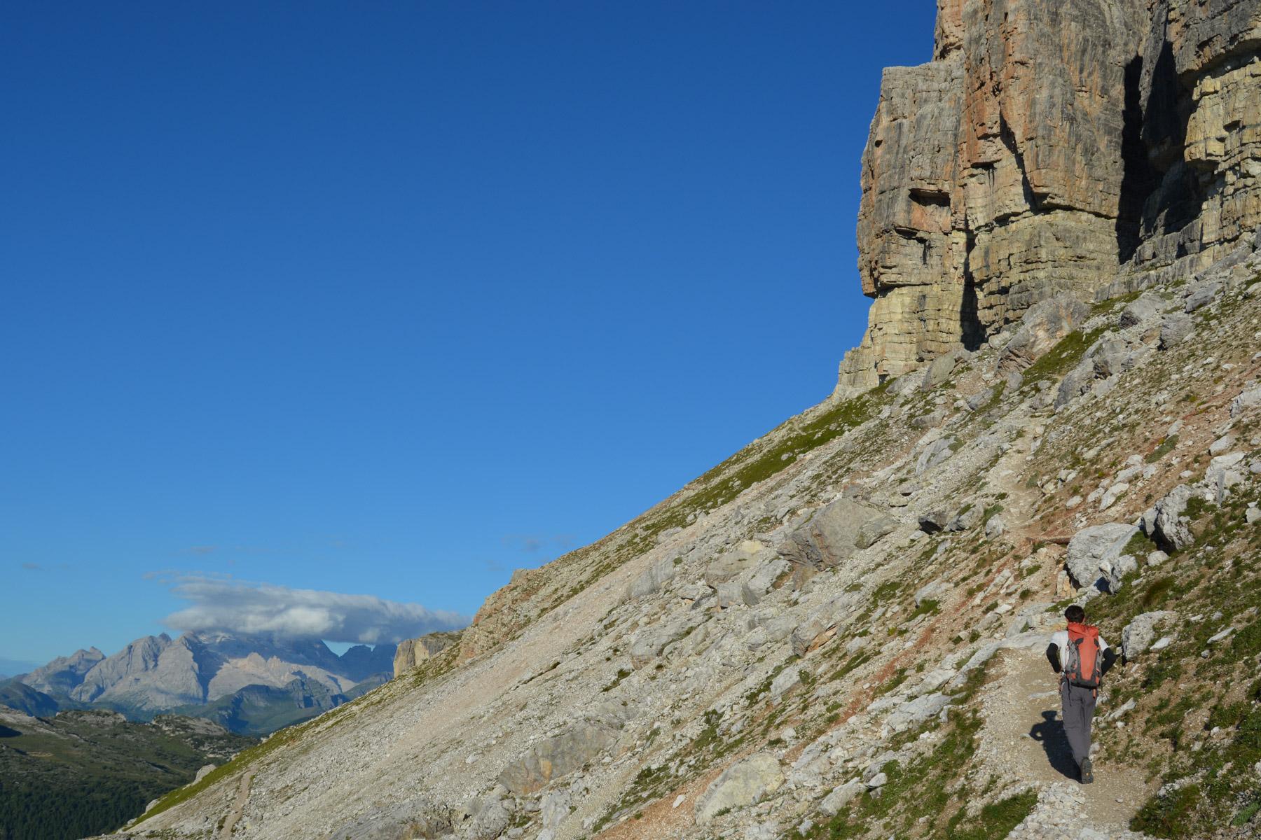 Tofana di Rozes, Dolomites 7
