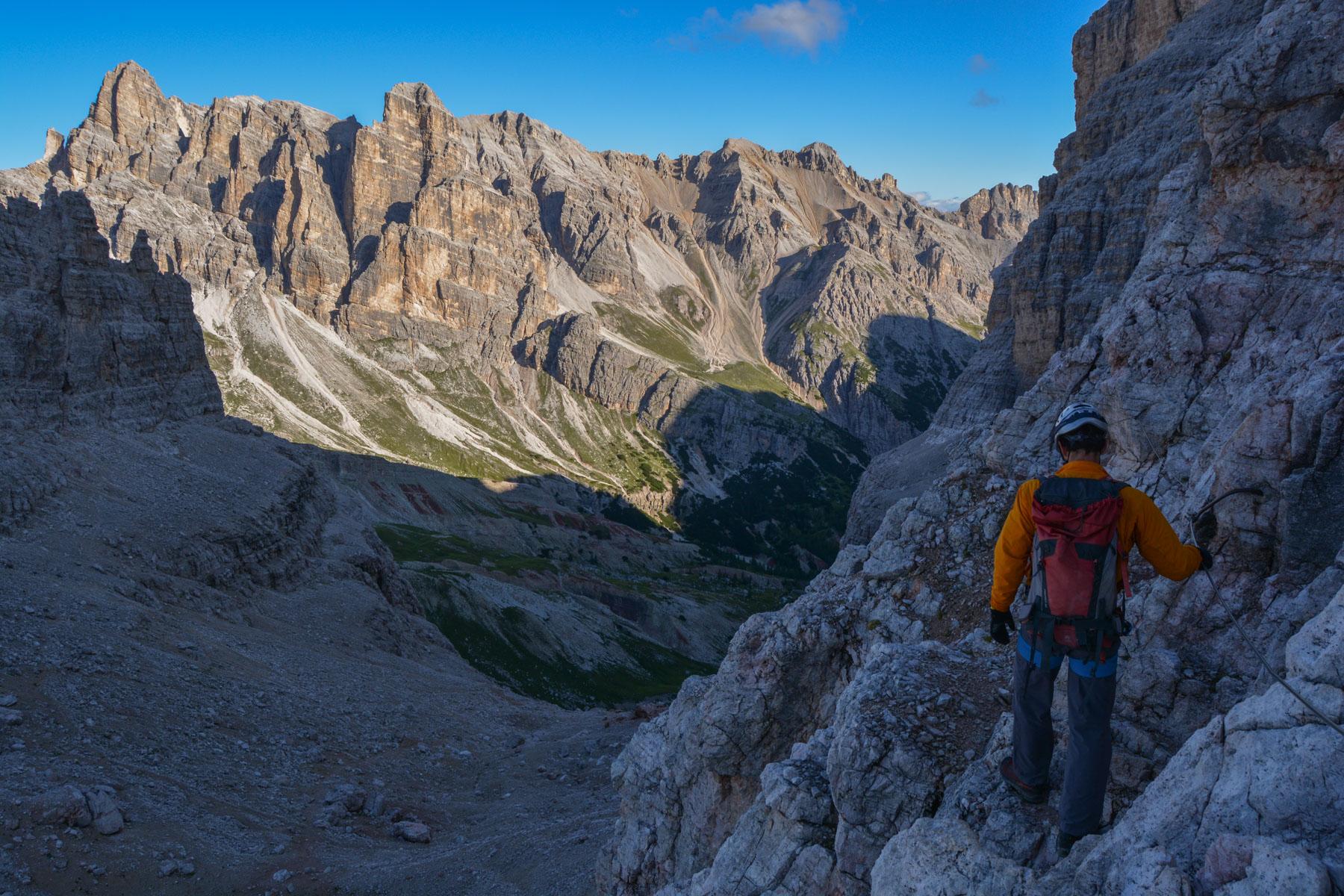 Tofana di Rozes, Dolomites 13