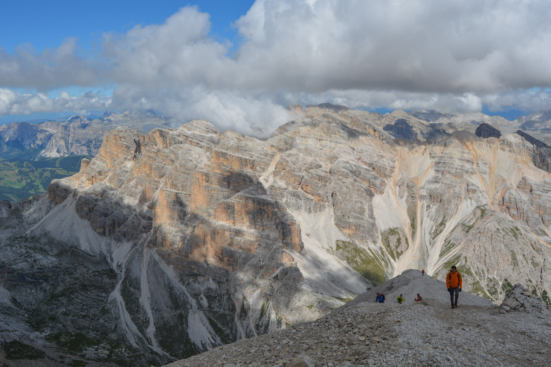 Tofana di Rozes, Dolomites 43