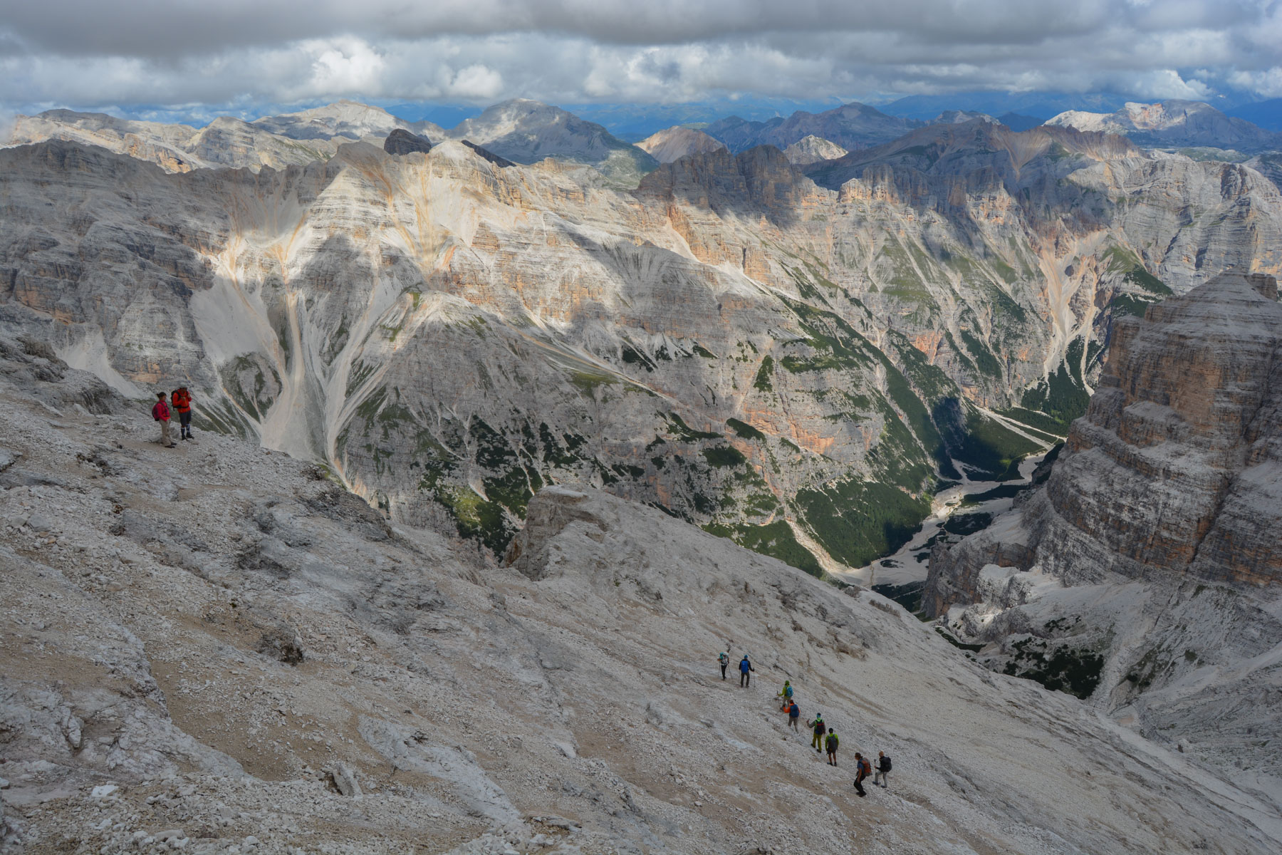 Tofana di Rozes, Dolomites 50