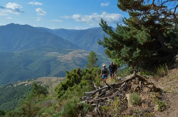 Sentier des carrières, Pyrénées Catalanes 2