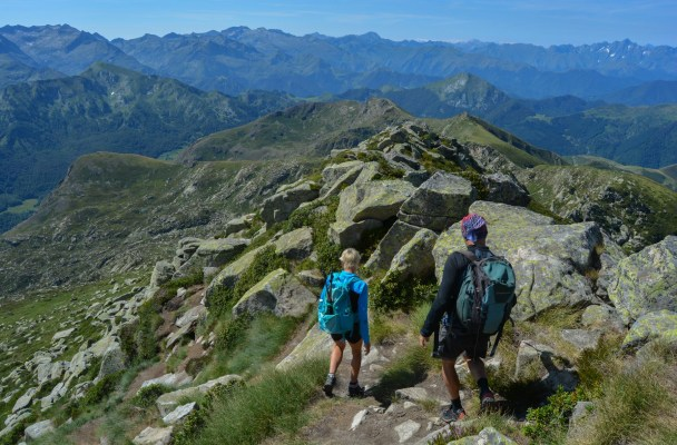Pic des Trois Seigneurs, Ariège 2