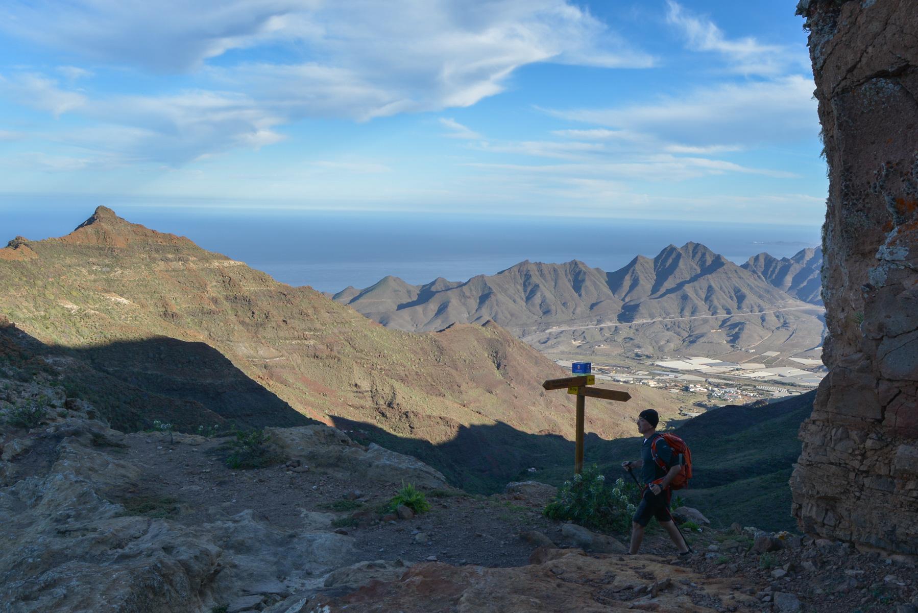 Camino de Güi-Güi, Gran Canaria, Espagne 20