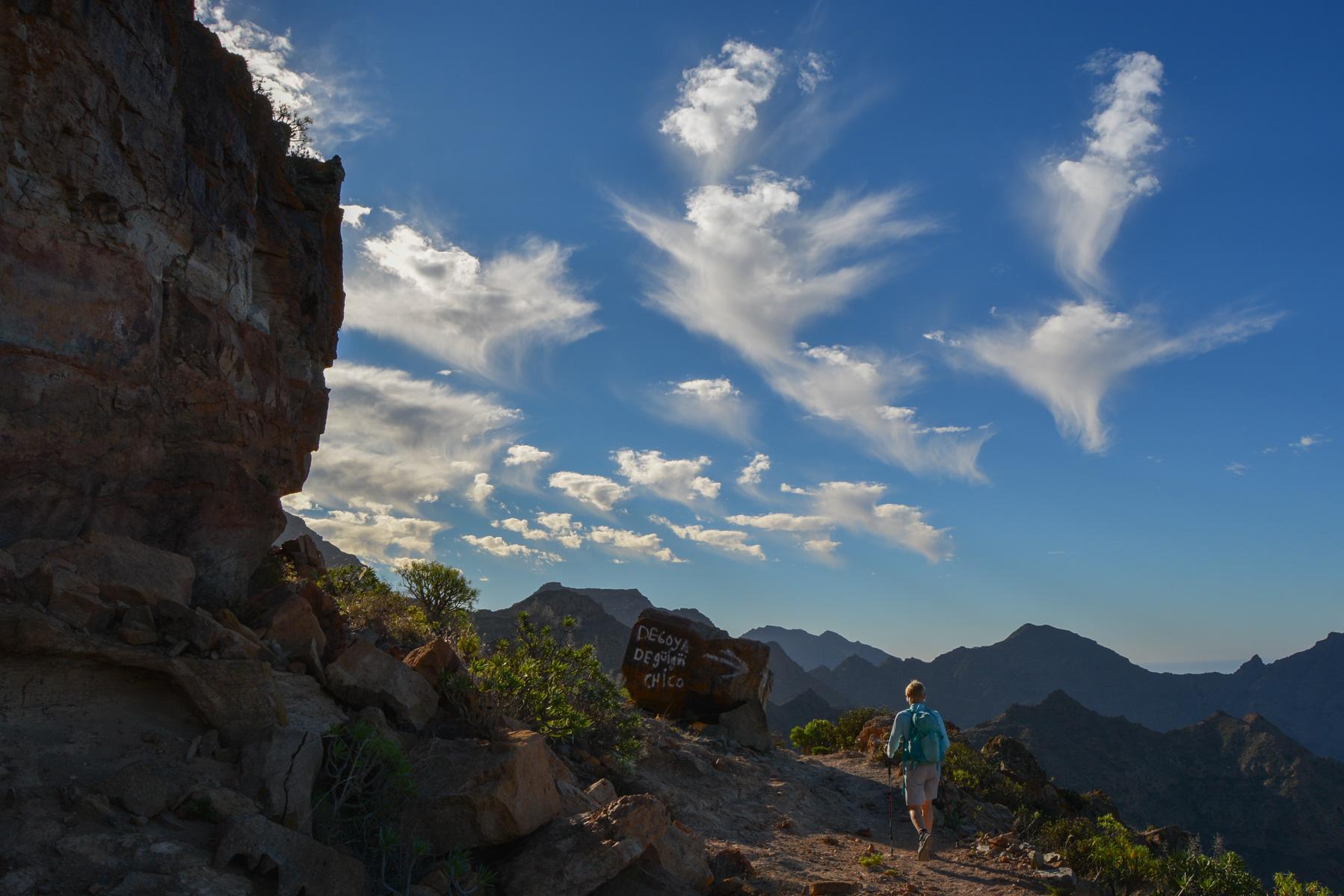 Camino de Güi-Güi, Gran Canaria, Espagne 25
