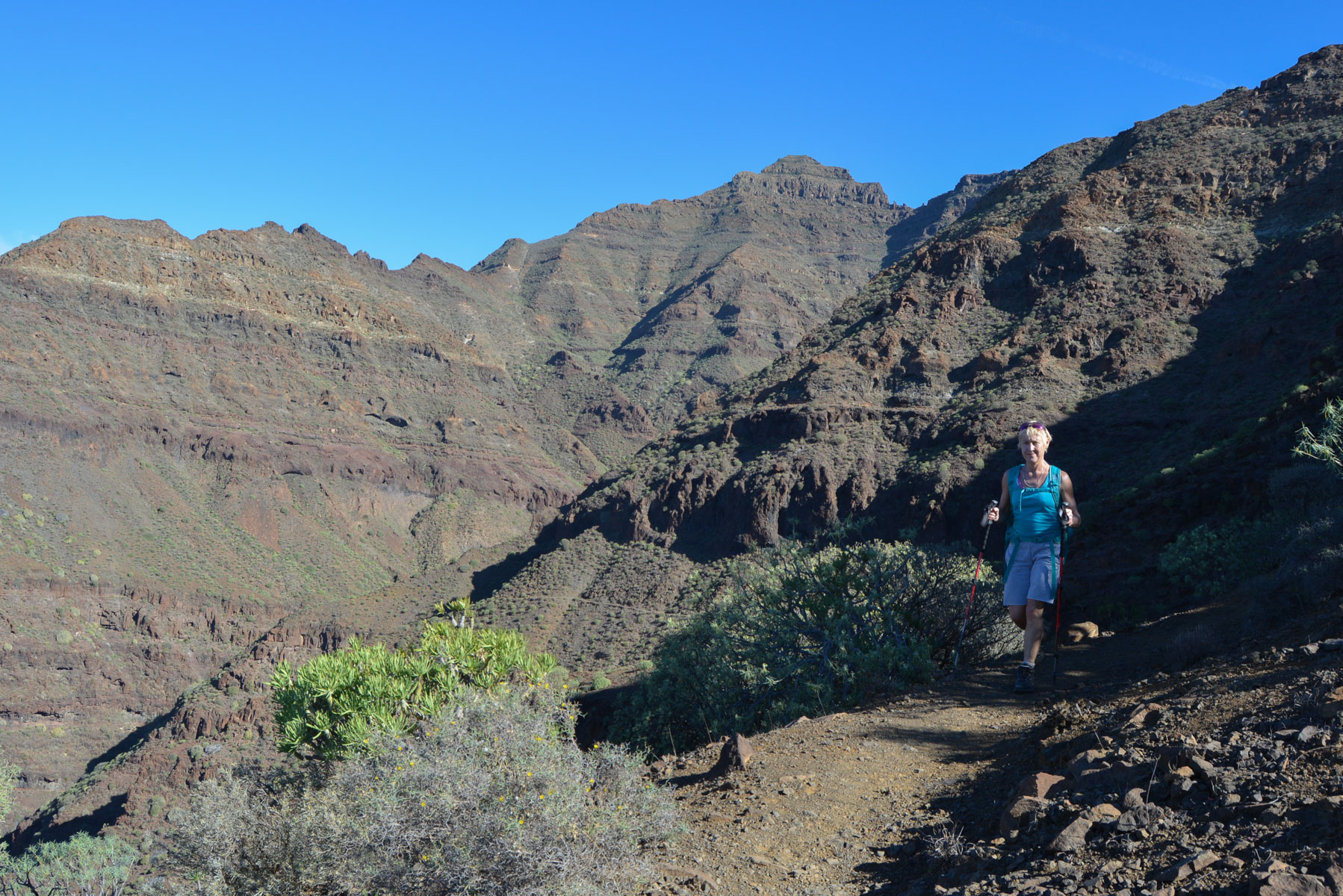Camino de Güi-Güi, Gran Canaria, Espagne 40