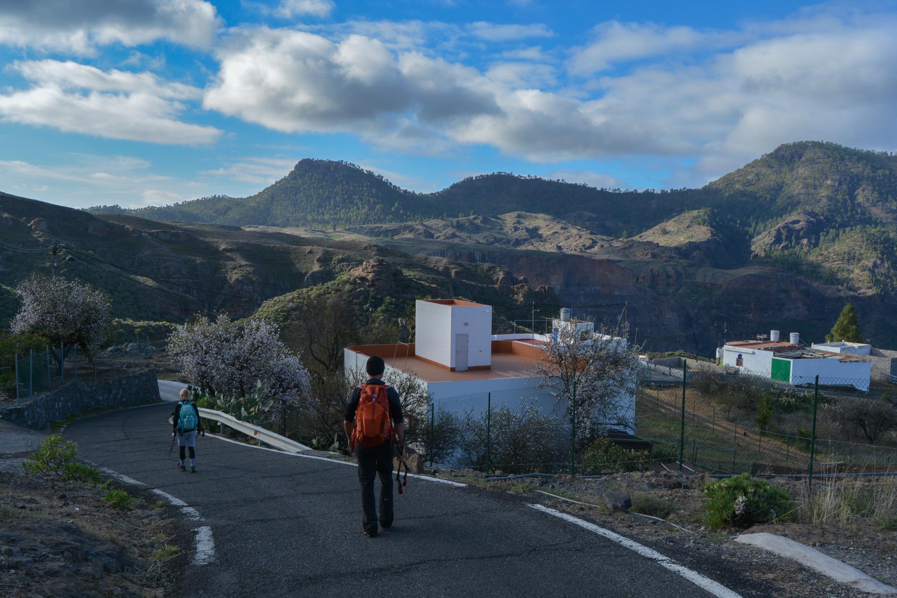 La Cañada de las burras, Gran Canaria, Espagne 12