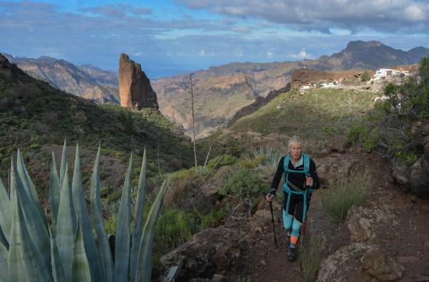 La Cañada de las burras, Gran Canaria 2