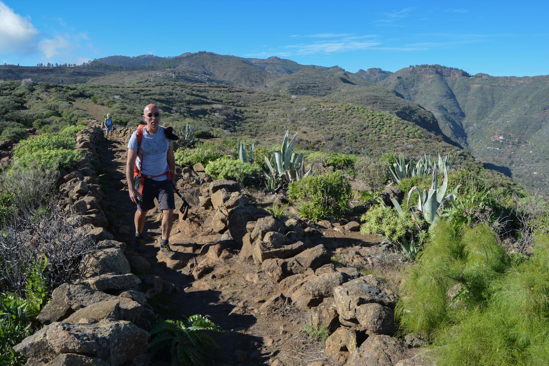 Barranco Guadayeque, Gran Canaria, Espagne 31