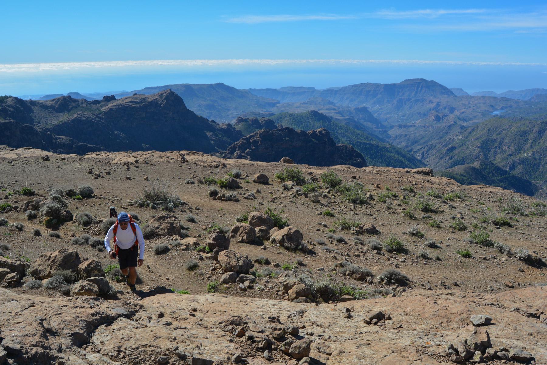 Pico de las Nieves, Gran Canaria, Espagne 26