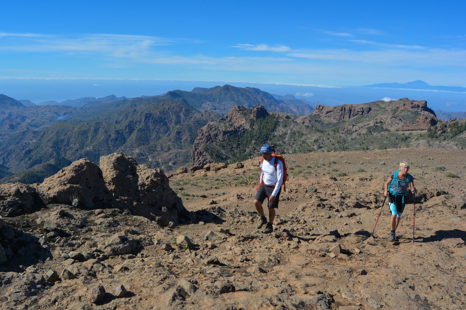 Pico de las Nieves, Gran Canaria, Espagne 27