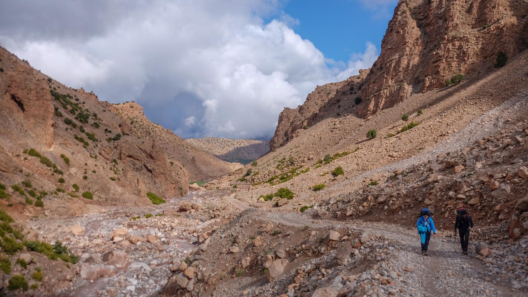 Jebel M'Goun, Ait Bouguemez, Maroc 8