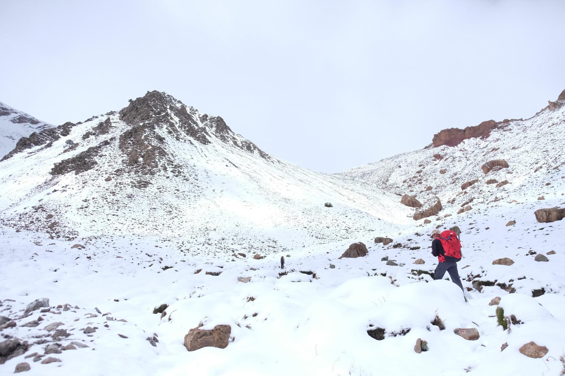 Jebel M'Goun, Ait Bouguemez, Maroc 22