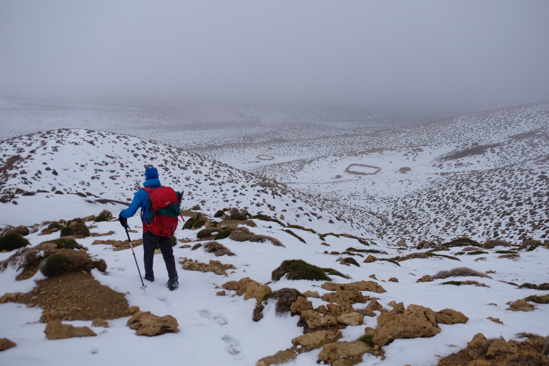 Jebel M'Goun, Ait Bouguemez, Maroc 27