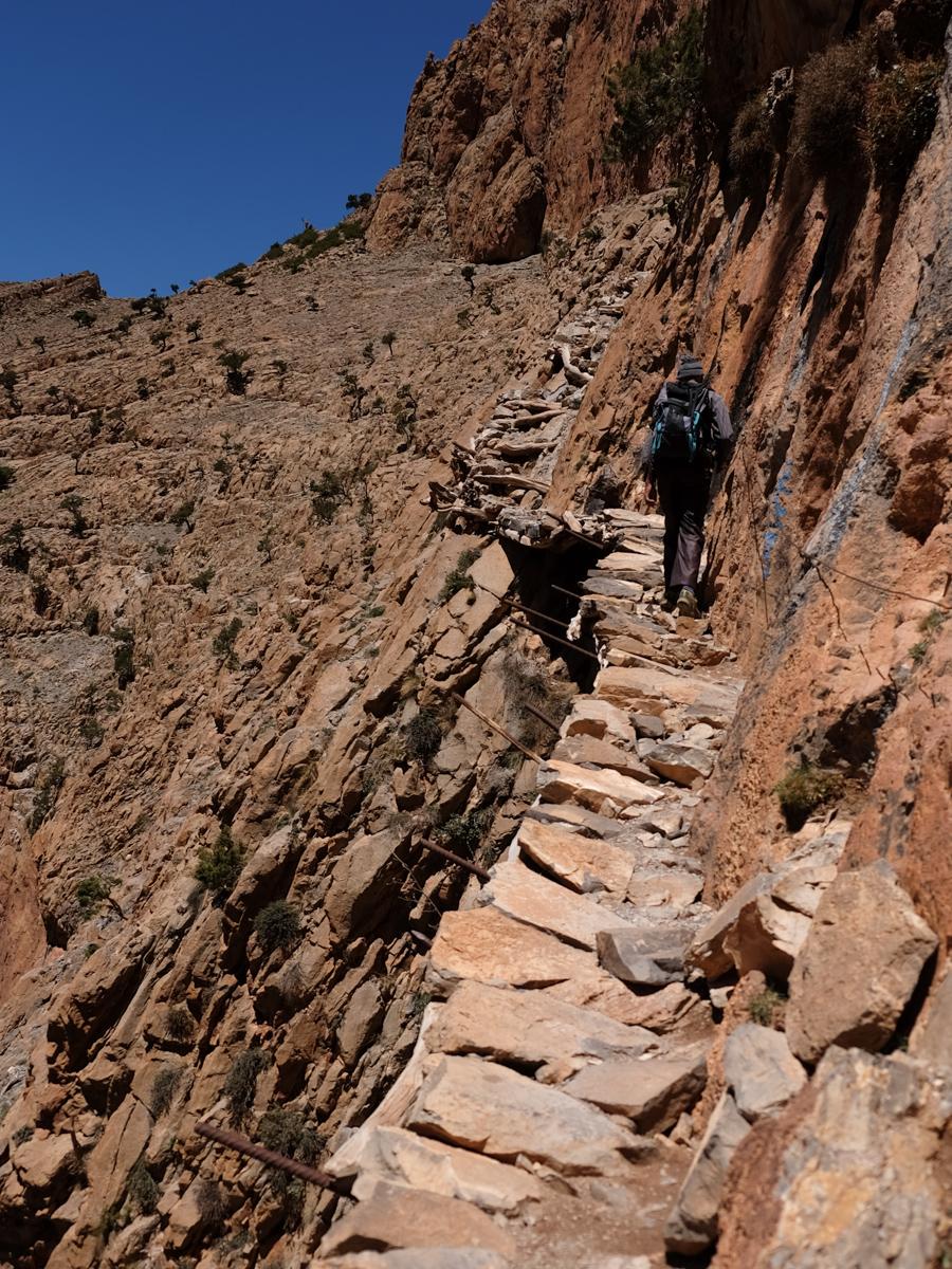 Tour d'Oujdad, Taghia, Maroc 30