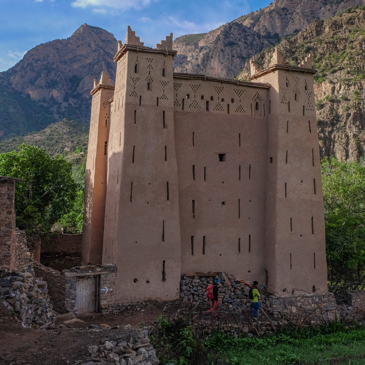 Aroudane, Zaouia Ahansal, Maroc 6