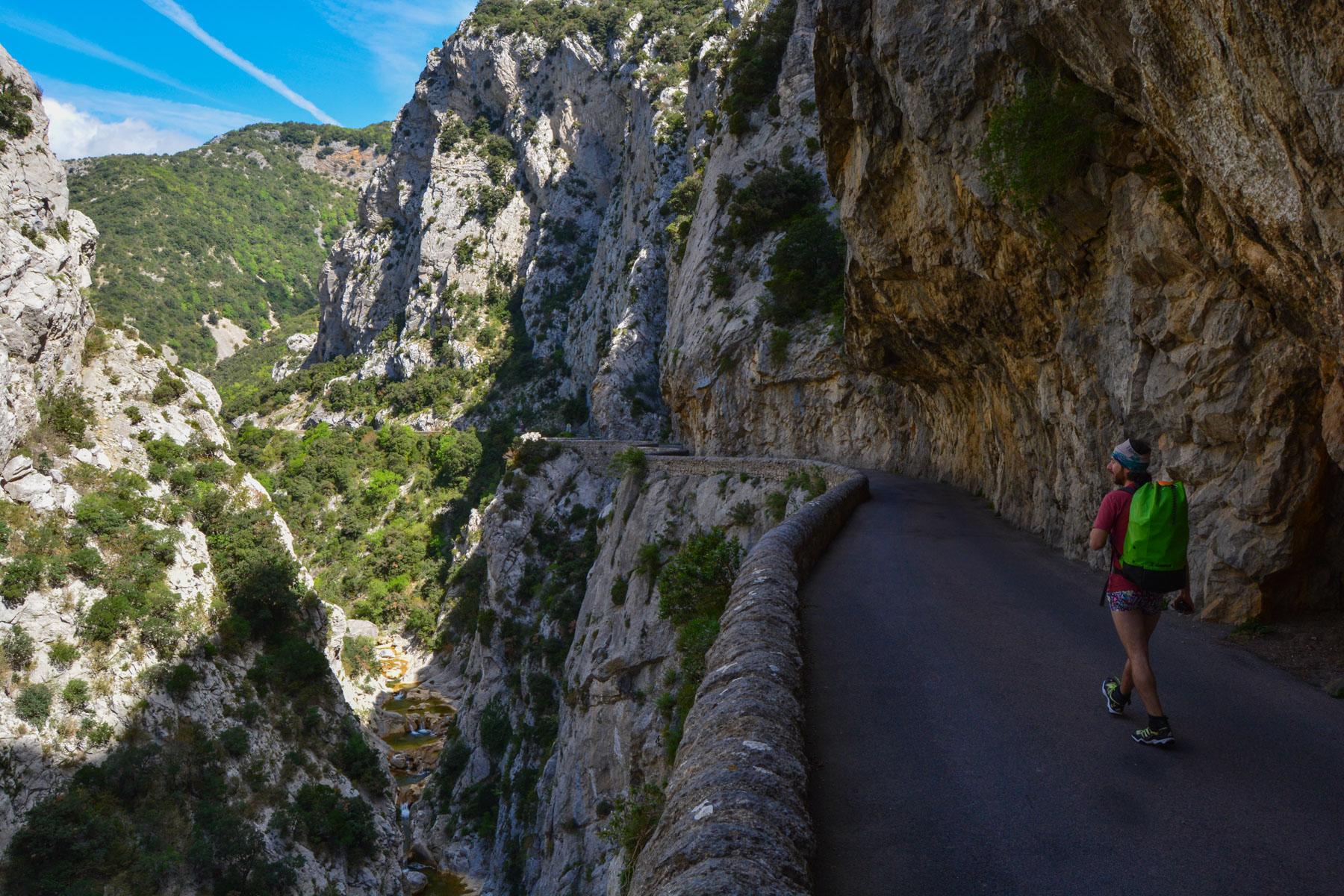 Gorges de Galamus, Pyrénées Orientales 3