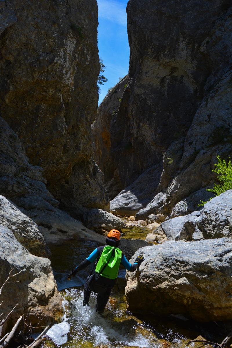Gorges de Galamus, Pyrénées Orientales 5