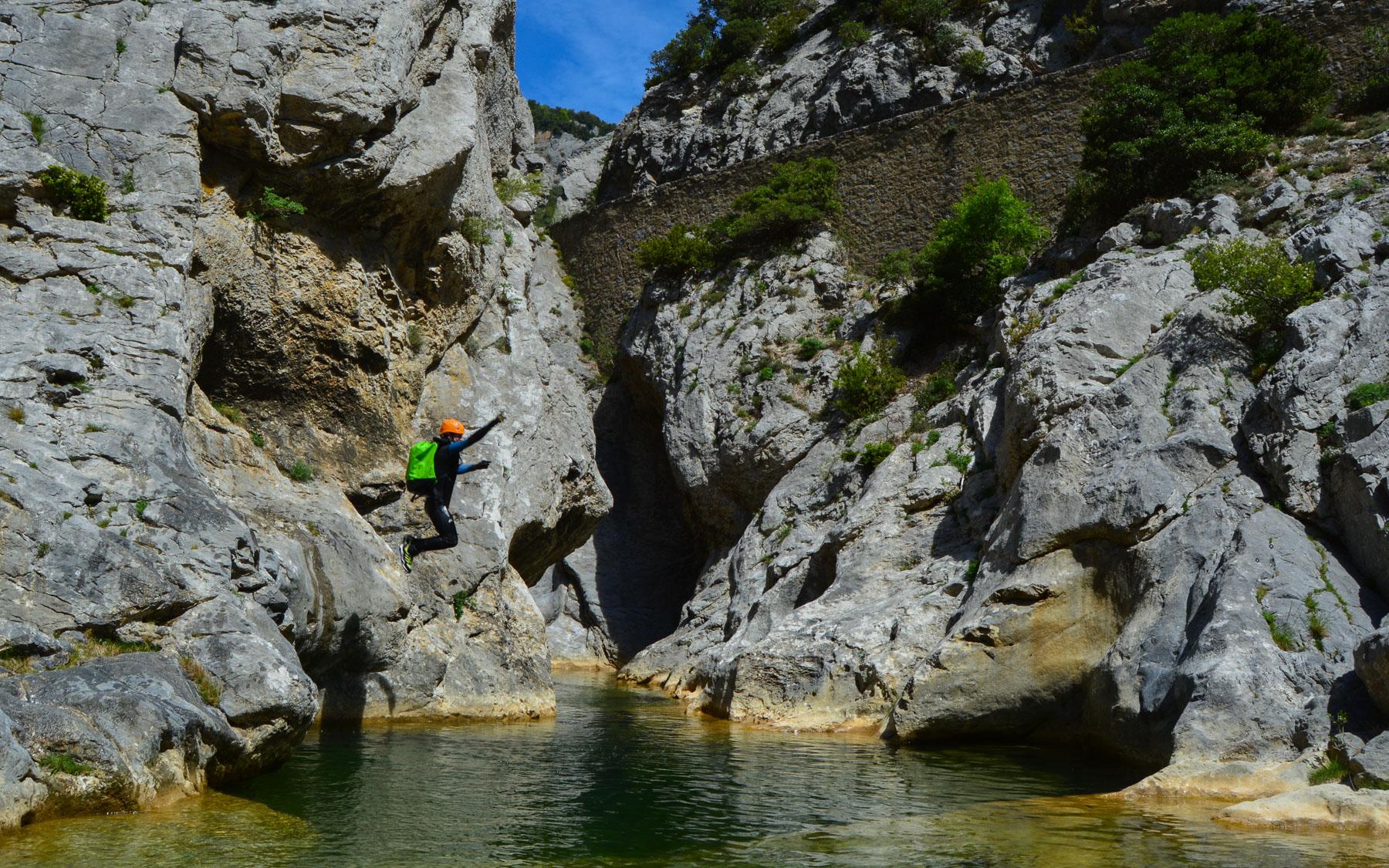 Gorges de Galamus, Pyrénées Orientales 7