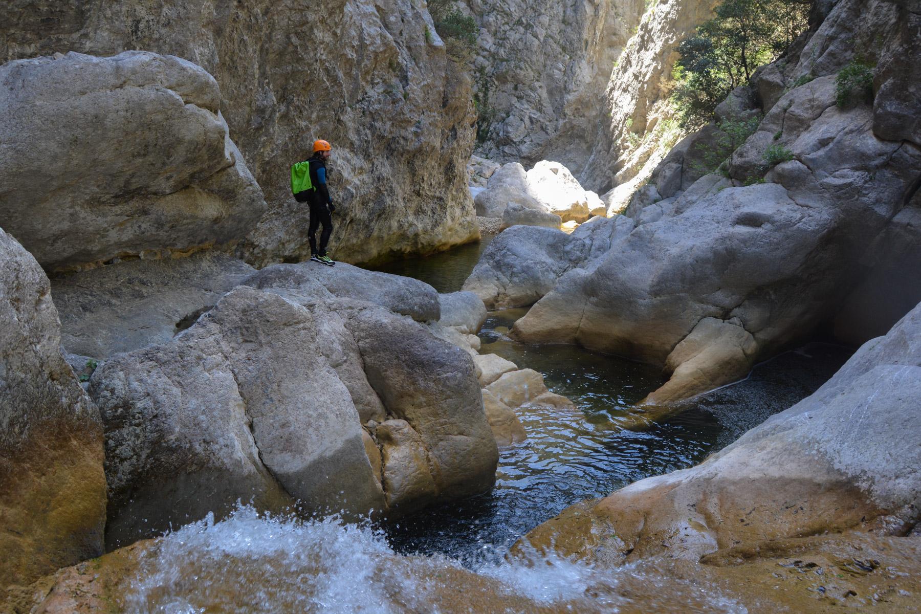 Gorges de Galamus, Pyrénées Orientales 15