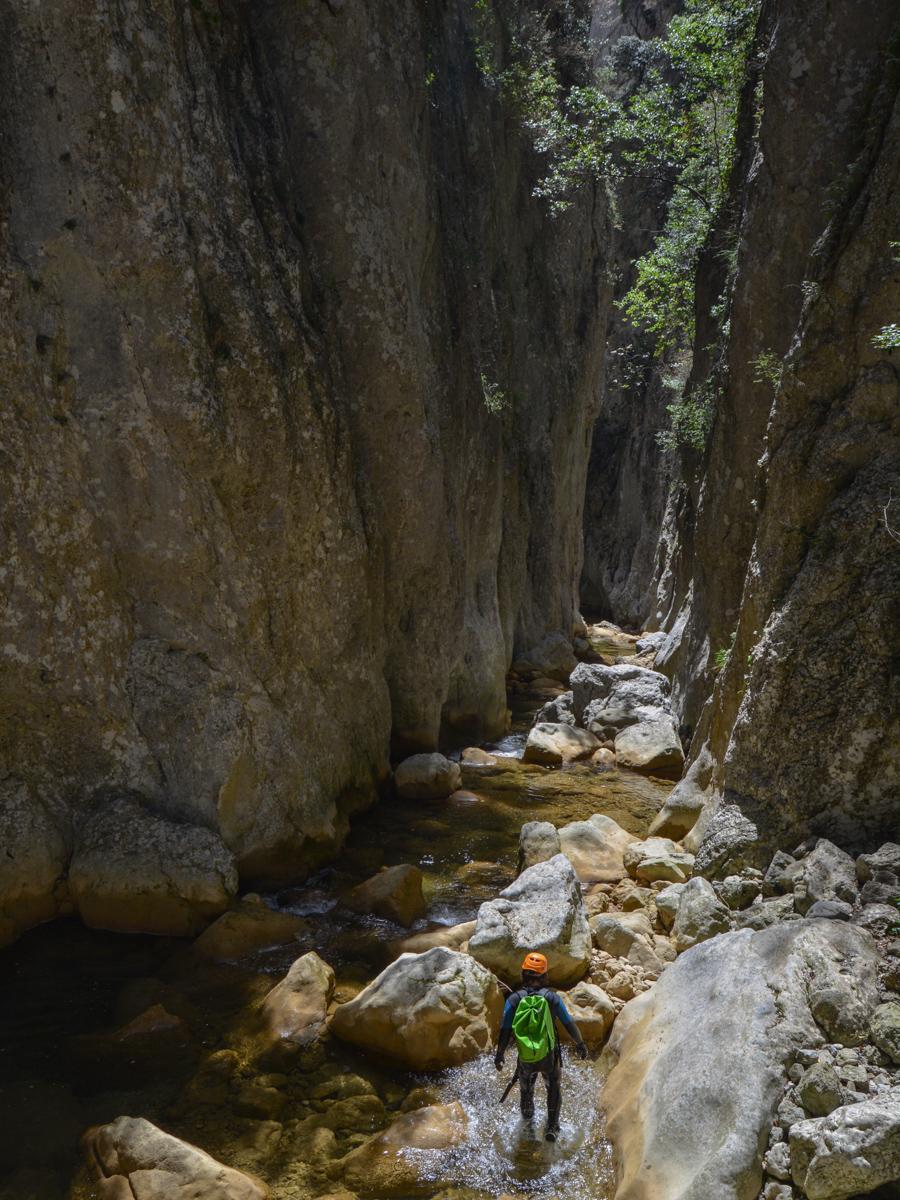 Gorges de Galamus, Pyrénées Orientales 24