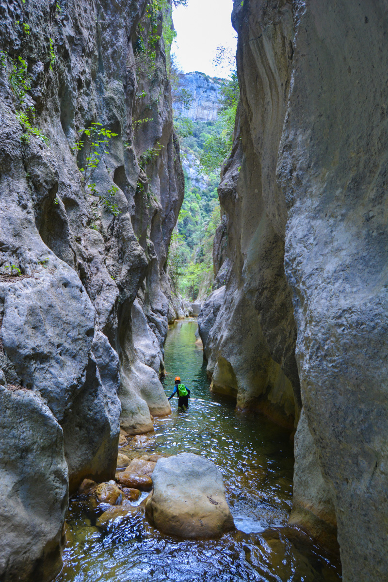 Gorges de Galamus, Pyrénées Orientales 27