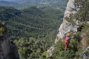 Ferrata dels Patacons, Catalunya 28