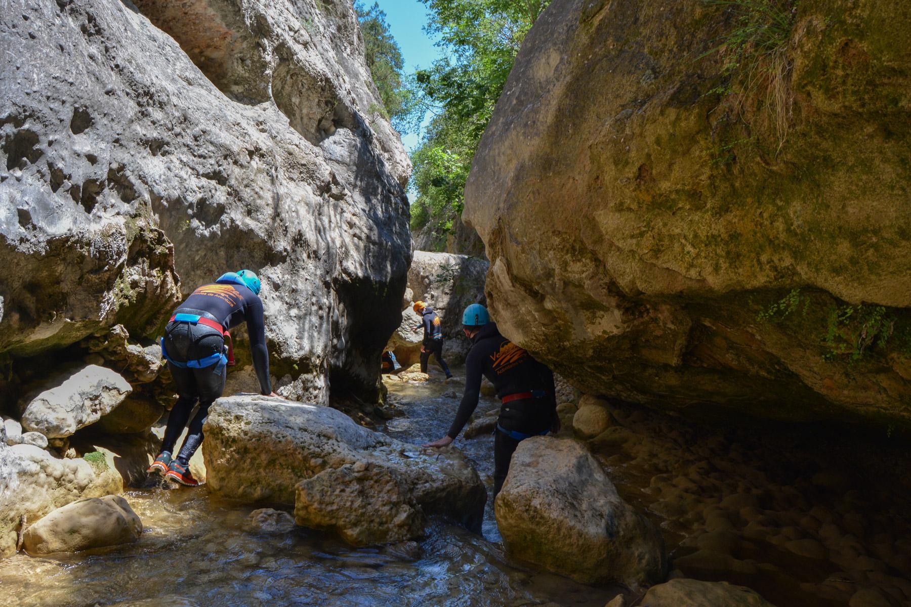 Barranco del Formiga, Sierra de Guara 15