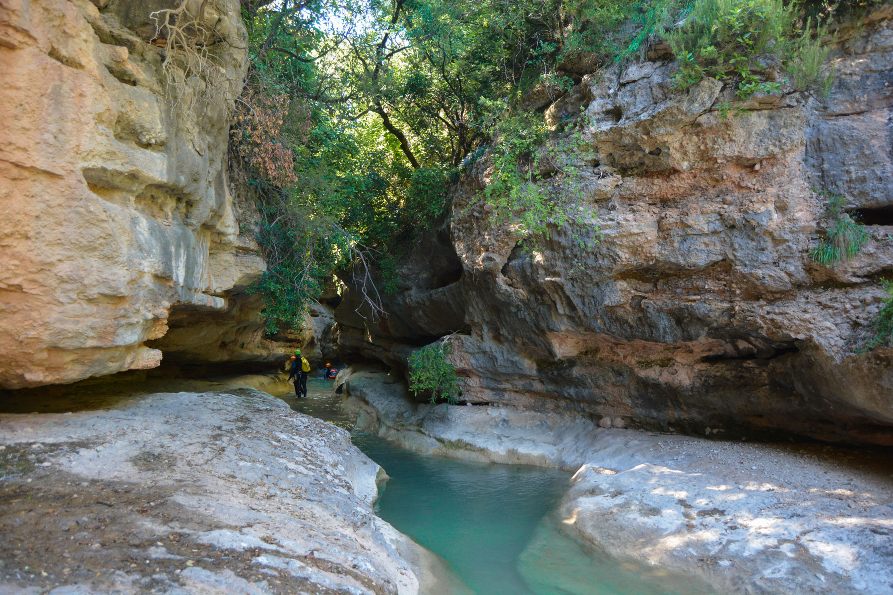 Barranco del Formiga, Sierra de Guara 42